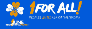 Peoples united against the Troika