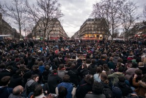 Blockupy Goes Paris And Nuit Debout Against Loi Travail In