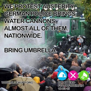 weprotestausterity